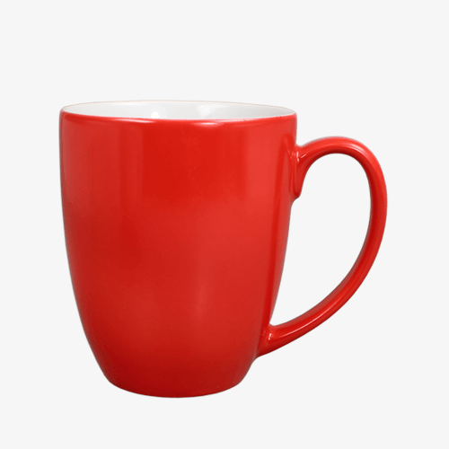 GR371 Bauchige Kaffeetasse Rot 315ml Referenz 2