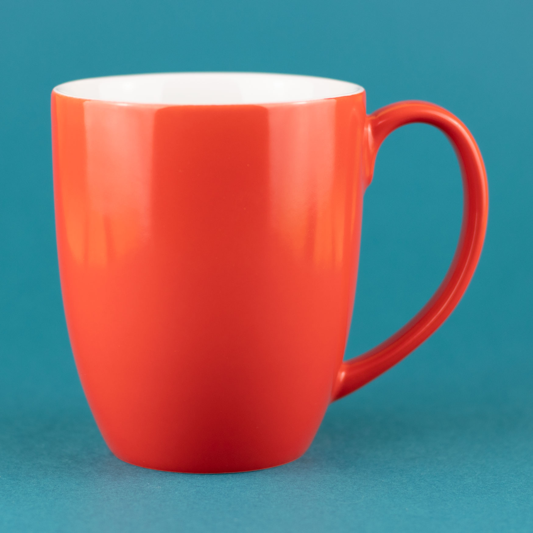 GR371 Bauchige Kaffeetasse Rot 315ml Referenz 1