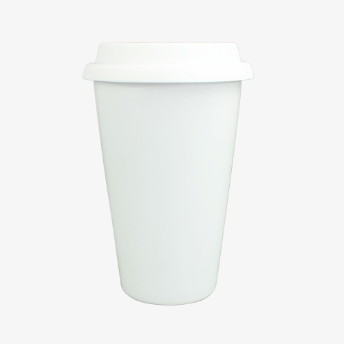 GR86 Coffee to go Becher in Weiß 225ml Referenz 1